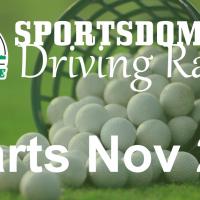 Golf Range Opens November 27th