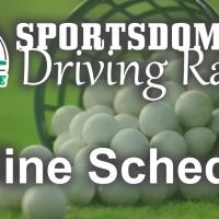 Golf Range Now Open