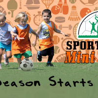Mini Sports New Season Starting Soon